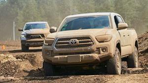 Las mejores camionetas y pick-ups para hacer off-road