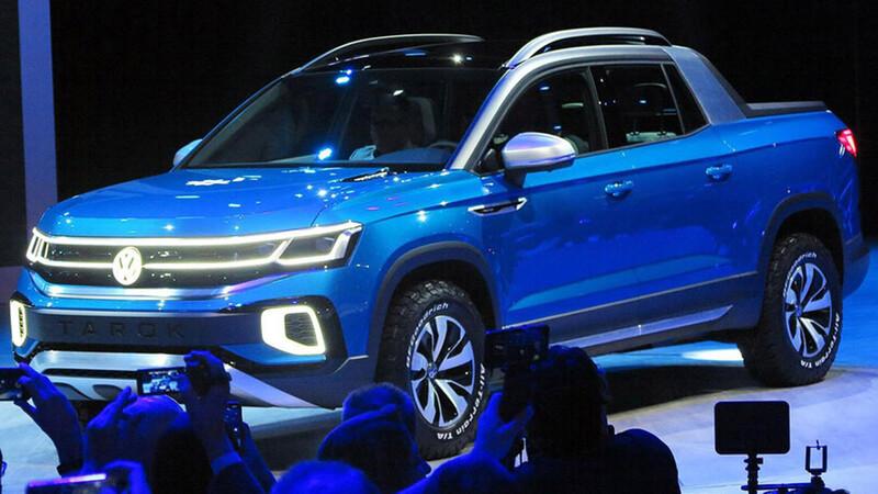 Volkswagen Tarok tiene todos los números para producirse en Argentina