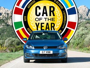 El Volkswagen Golf VII es el Car of the Year 2013