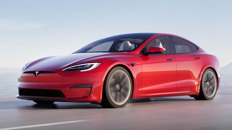 Tesla no venderá más el Model S Plaid Plus