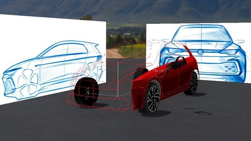 Volkswagen usará impresión 3D para fabricar algunas piezas de sus automóviles