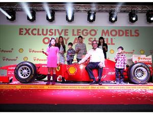 Lego supera a Ferrari en la lista de las marcas más poderosas del mundo