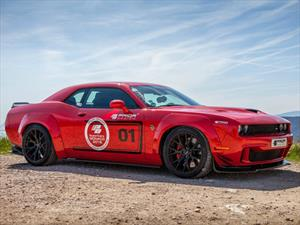 Dodge Challenger SRT Hellcat por Prior-Design, superioridad absoluta