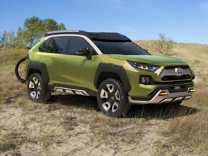 Toyota FT-AC CONCEPT, crossover del futuro