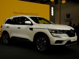 Esta es la nueva generación del Renault Koleos