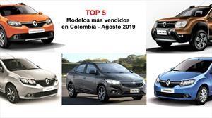 Top 5 de los autos más vendidos en Colombia, razones de éxito
