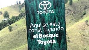 Toyota anuncia medidas para reducir su huella de carbono en Colombia