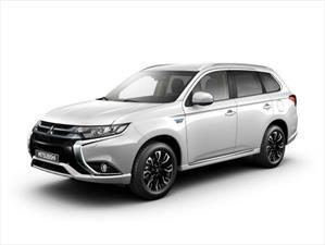 Mitsubishi Outlander PHEV 2016, mejora en diseño y dinámica de conducción
