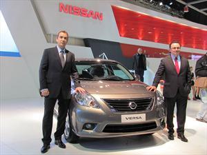 Nissan presenta su futuro en Argentina en el Salón de BA 2013