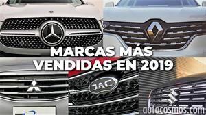 Las marcas más vendidas en Colombia durante 2019
