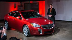 Buick Regal 2014 se actualiza