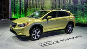 Subaru XV Crosstrek Hybrid debuta