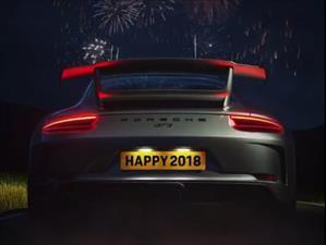 Así desean Feliz Año 2018 algunas marcas de autos