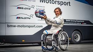 Entrevista a Alex Zanardi, un piloto que le ha doblado la mano a la adversidad