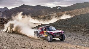 Dakar 2020, Etapa 5: Dura pelea entre Sainz y Al-Attiyah