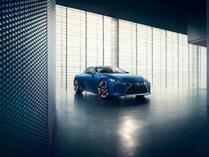 Lexus LC 500H comienza producción
