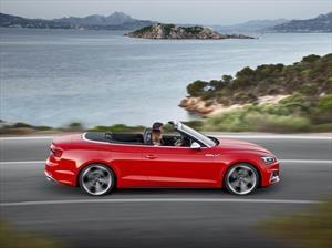 Audi completa su gama con el A5/S5 Cabrio 2017