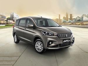 Suzuki Ertiga 2019, más moderno