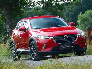 Prueba de manejo: Mazda CX-3 2016