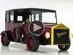 Video: Mitsubishi Re-Model A, un siglo después