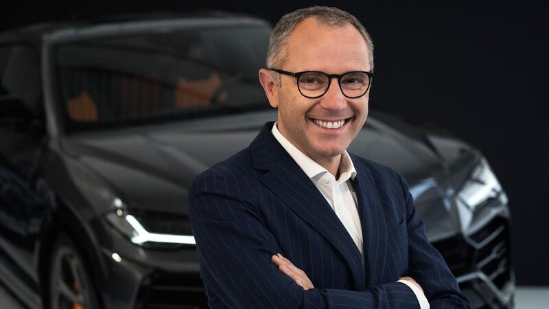 Stefano Domenicali deja la presidencia de Lamborghini para dirigir la Formula 1