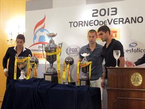 Torneo de Verano Pirelli 2013