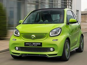 smart ForTwo Brabus Tailor Made, se presenta en Nueva York