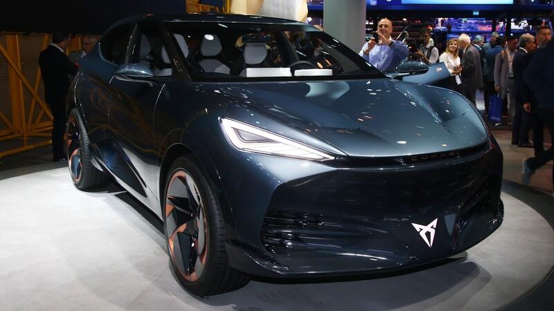CUPRA confirma la producción del Tavascan; será su segundo modelo eléctrico