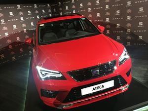 SEAT Ateca FR 2018 llega a México en $478,000 pesos