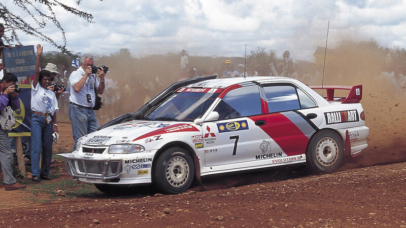 ¡Buenas noticias! Mitsubishi revivirá la mítica división Ralliart