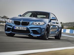 BMW M2 Coupé 2016 consigue un tiempo de 7:58 en Nürburgring