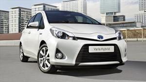 Toyota Yaris Hybrid debuta en el Salón de Ginebra 2012