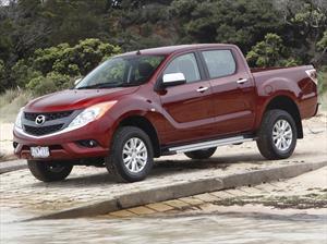 Nueva generación de la Mazda BT-50 utilizará plataforma Isuzu