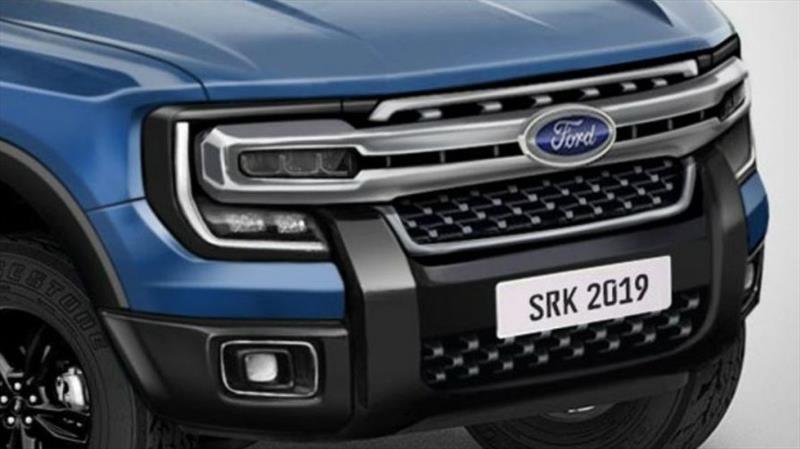 La próxima generación de Ford Ranger tendrá una versión híbrida plug-in