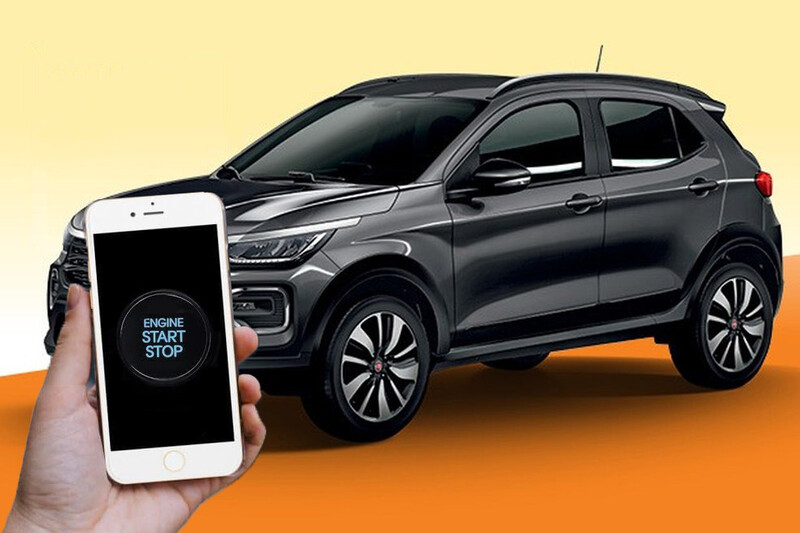 Al nuevo SUV de FIAT lo vas a poder arrancar desde tu celular