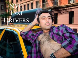 Vuelve calendario de taxistas de Nueva York para 2015