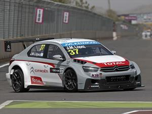 WTCC: Gran victoria de Pechito López con su Citroën