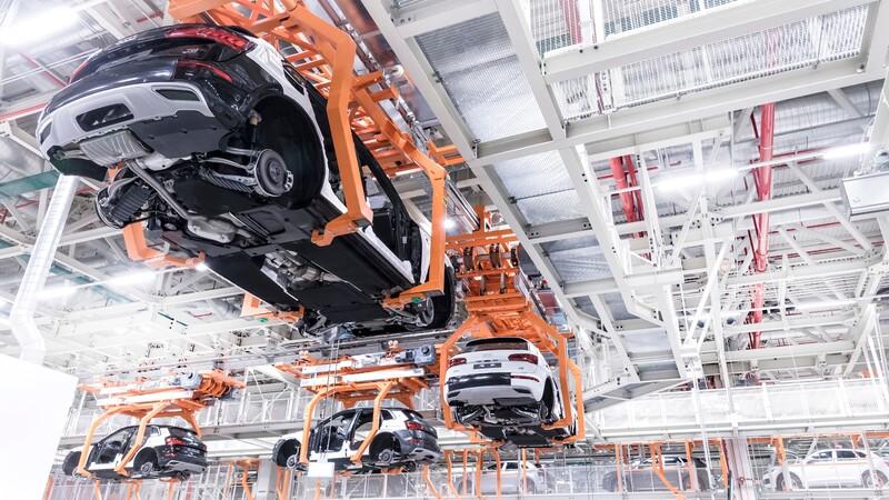 Por qué la planta de Audi es una de las más modernas e innovadoras del mundo