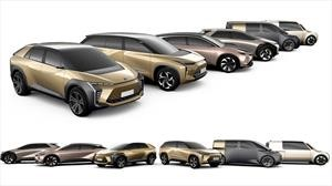 Toyota quiere que el 2025 la mitad sus autos sean eléctricos o híbridos