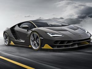 Lamborghini Centenario LP770-4 debuta