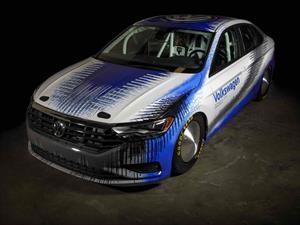 Este Volkswagen Jetta es capaz de superar los 300 km/h