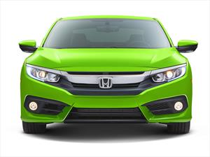 Honda Civic Coupé 2016 debuta
