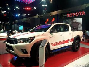 La nueva Toyota Hilux anticipa una versión deportiva