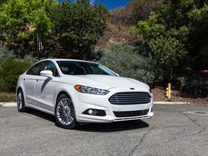 Manejamos el nuevo Ford Fusion 2013 en California