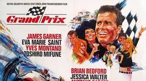 Grand Prix, una gran película de carreras