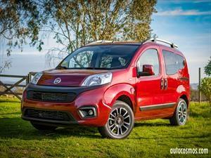 Test Drive: Fiat Qubo 1.4 Dynamic 2018