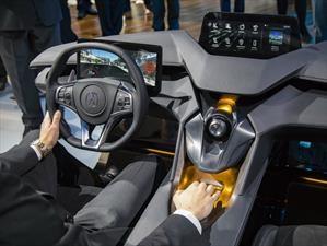 Acura Precision Cockpit Concept, un tablero lleno de tecnología