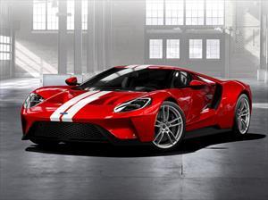 Ford recibe 7,000 solicitudes del GT 2017, solo fabricarán 500 unidades