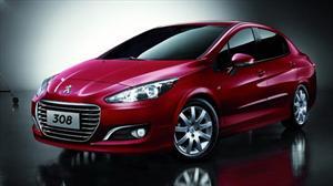 Peugeot 308 Sedan se presenta en China