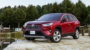 Toyota RAV4 Híbrida, la conocimos en México